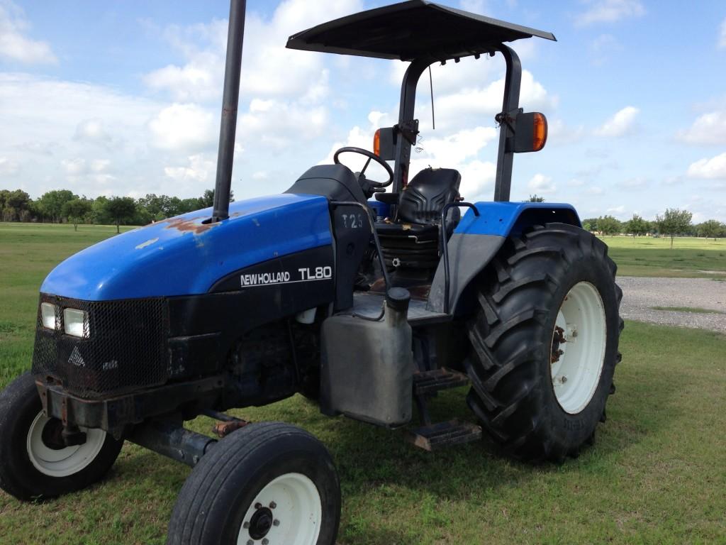 2003 New Holland TL-80 1