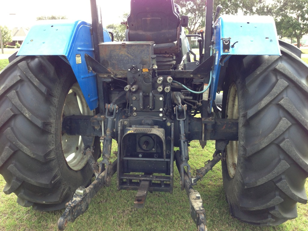 2003 New Holland Tl 80 Tractor For Sale Update Sold
